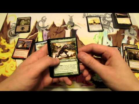 MtG- How to Build A Sealed Deck: Theros Edition