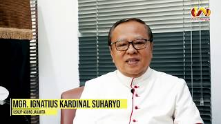 Refleksi Tahun Berhikmat 2019 Mgr Ignatius Kardinal Suharyo