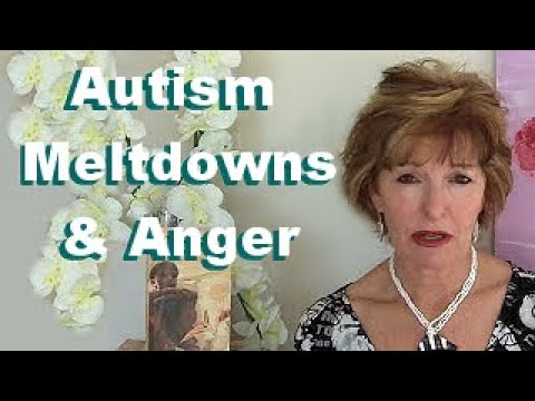 Autism Spectrum Dealing with Anger and Meltdowns