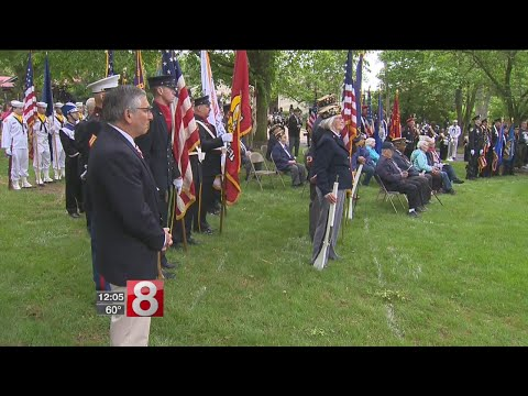 Wallingford celebrates Memorial Day