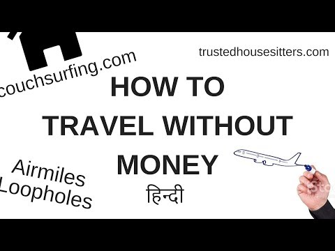 How To Travel Without Money |  हिन्दी | Travel Hacks | Motivation | In Hindi | Indian Tourism