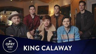 King Calaway   My Opry Debut   Opry