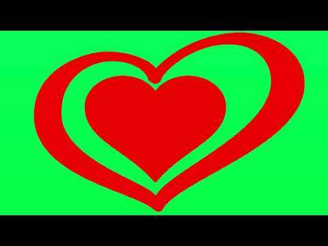 Green Screen Effects || Hearts Effects || Love effect || Free Download