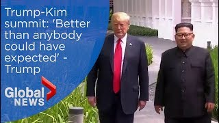 Trump-Kim summit: