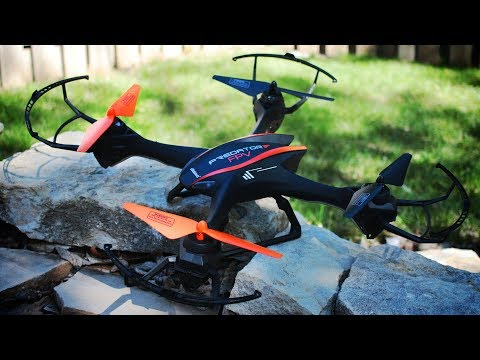 Best rounded entry level drone? FPV Predator