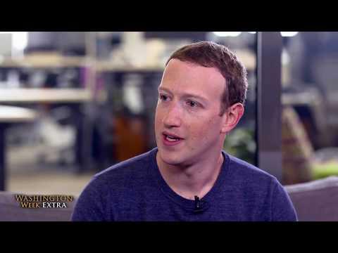Facebook CEO Mark Zuckerberg testifies on Capitol Hill