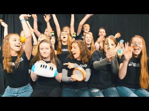 Miley Cyrus Party In The USA Novi High School Staff // Senior Karaoke
