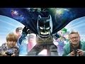 Lego Batman 3 Video Game - Sammie and Dad Having Fun Playing