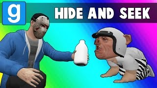 Gmod Hide and Seek Baby Edition! (Garry
