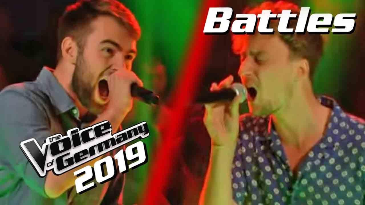 AnnenMayKantereit - Pocahontas (Philipp Fixmer vs. Jakob Rauno) | Voice of Germany 2019 | Battles