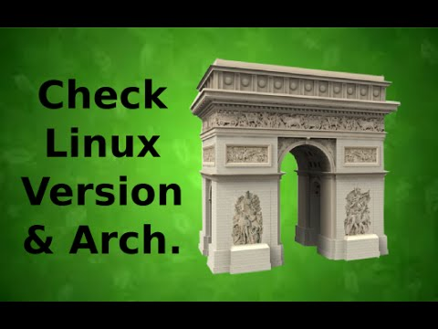 How To check CPU Architecture and Version Info in Linux Mint 17.3