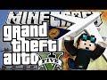 Minecraft Grand Theft Auto Gta Plane Stunts Mods Showcase Fu