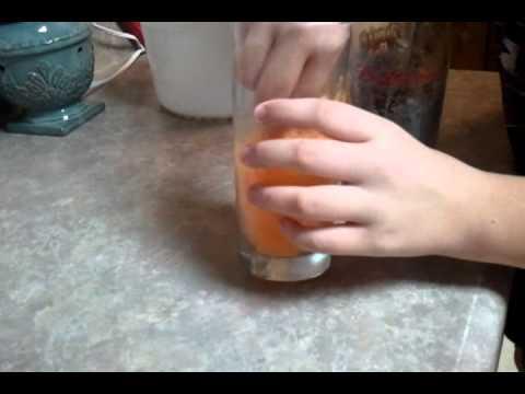Popsicle slushie