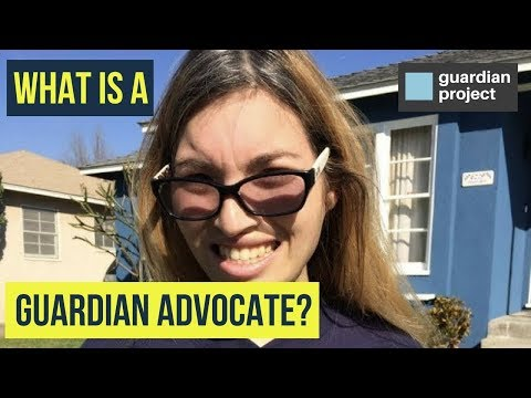 What is a Guardian Advocate?