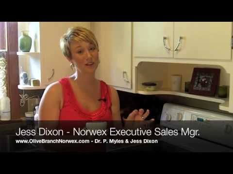 How to clean a glass stove top - Norwex cleaning paste
