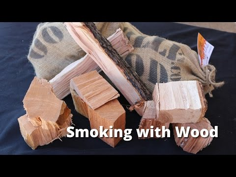 Smoking With Wood - How to Choose the Right Wood for Smoking Meat