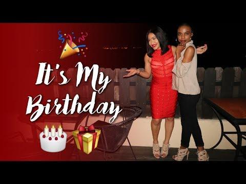 ✨ ISSA BIRTHDAY VLOG!!! ✨
