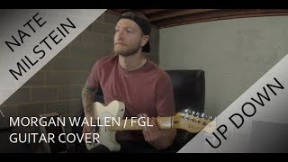 Morgan Wallen - Up Down ft. Florida Georgia Line (Guitar Cover)