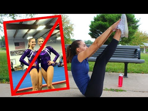 Signs You're an Ex Gymnast!