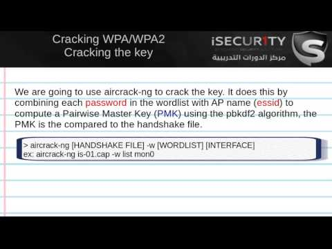 How To Hack Wifi PasswordsKeys (WEP-WPA-WPA2) 2016-WPA Cracking Cracking Key Using