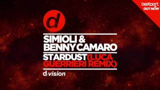 Simioli & Benny Camaro - Stardust (Luca Guerrieri Remix) [Cover Art]