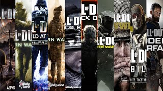 The Evolution Of CALL OF DUTY Games (2003-2020)