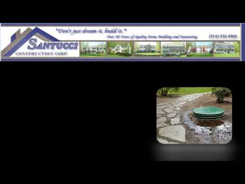 Santucci Construction Corp. - Septic Repair Services Westchester, NY