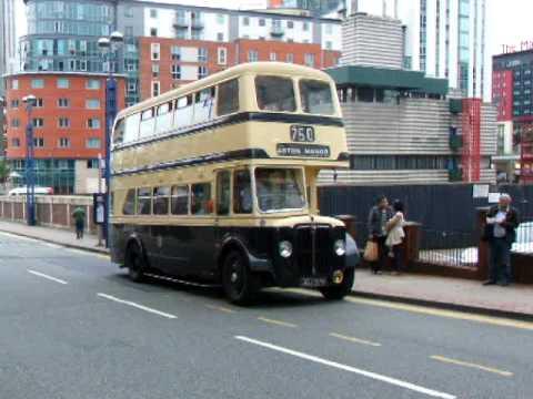 Birmingham 2976 JOJ976 on Hill Street Birmingham