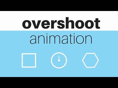 Motion 5.4 New Feature: Overshoot Behavior