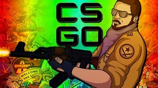 THE F#%KING DONG!! - CS:GO Funny Moments with The Crew!