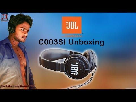 JBL C300SI    Headphone Unboxing 2018    DDT    Dayanand Vishwakarma