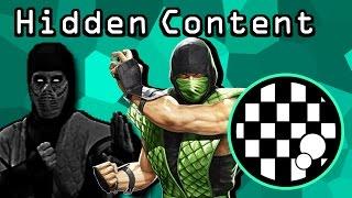 Hidden Content: Mortal Kombat