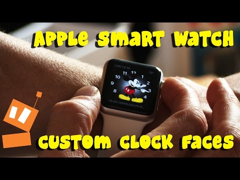 How to change faces on the Apple Watch - Teccles Cake