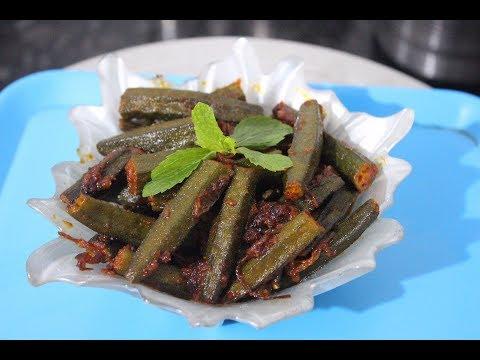 Bhindi Masala Sabzi | Quick And Easy To Make Recipe By Desi Zaiqa