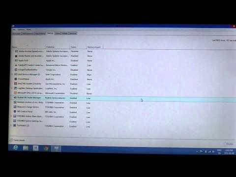 Windows 8 - Task manager tour