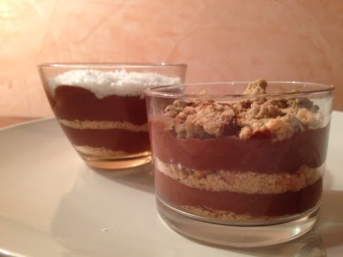 Chocolate Parfait Recipe (ENG) Holiday Treat Ideas