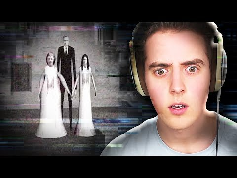 I BEAT THE GAME!! | SLENDRINA (Mobile Horror Game)