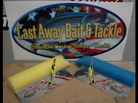 Cast Away Bait & Tackle planer boards
