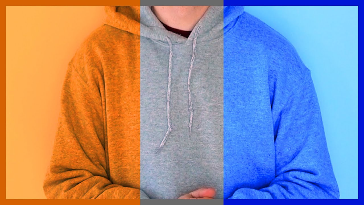 What Color Is My Hoodie?