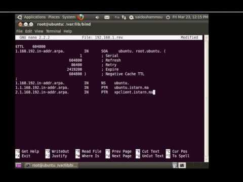 How to Install and Configure DNS server on Ubuntu  - Part 2
