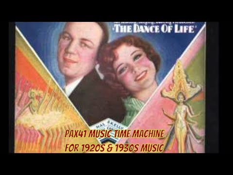 Hit Songs From the Roaring 1920s  @Pax41