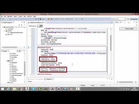 RAPID-ML - Data Modeling Essentials for API Design