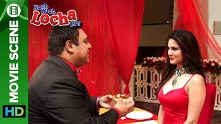 On a secret date with Sunny Leone