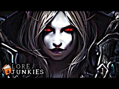 Sylvanas Windrunner Lore - The Rise of the Forsaken [Lore Junkies] Gamepedia