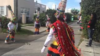 Bermuda Gombeys - Gombeys Warriors Boxing Day