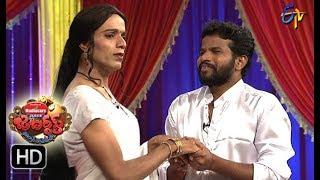 Hyper  Aadi Raijing Raju Performance   Jabardsth   31st  August 2017  ETV  Telugu