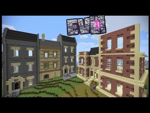 DOWNTOWN EVO! - Minecraft Evo SMP Ep. 40