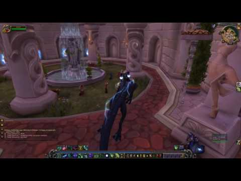 How to get from Broken Isles to Silvermoon Legion Beta