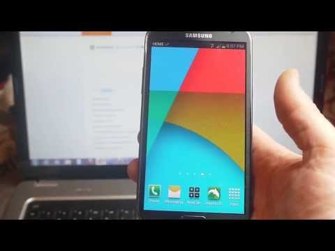 How To: Root AT&T,  T-Mobile, Sprint, Verizon Galaxy Note 2