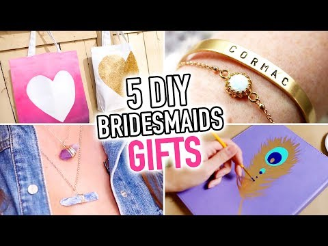 5 DIY Bridesmaids Gift Ideas - HGTV Handmade